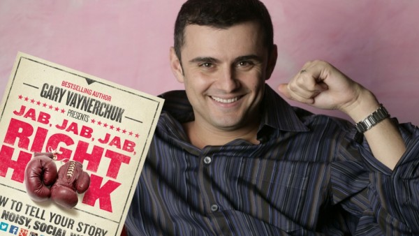 Gary Vaynerchuk Alex Cequea Jab Jab Jab right hook